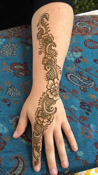 Professional Henna Tattoo Artists For Hire In Austin: Henna Tattoo Artist For Parties In Connecticut